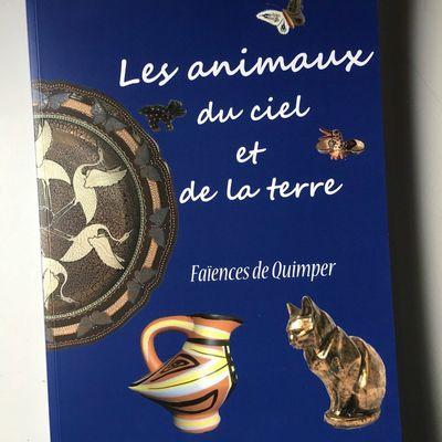Les animaux du ciel et de la terre, le livre / Publication of the book : the animals of sky and earth