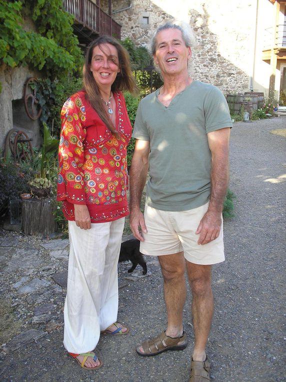Photos de la famille, des amis, des clients aux Gîtes les Vaquans !!!