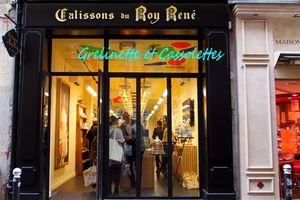 Les Calissons du Roy René sont à Paris : leur histoire, leurs secrets