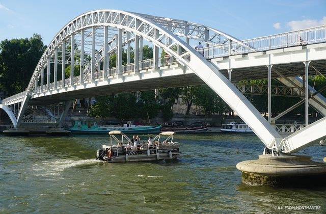 Le jour où j'ai fait une croisière privée sur la Seine