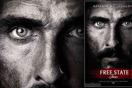 FREE STATE OF JONES, ATTENTION EVENEMENT !
