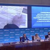 """Face aux """" fausses fraudes """" aux législatives, la Russie invente une fausse opération de police"""