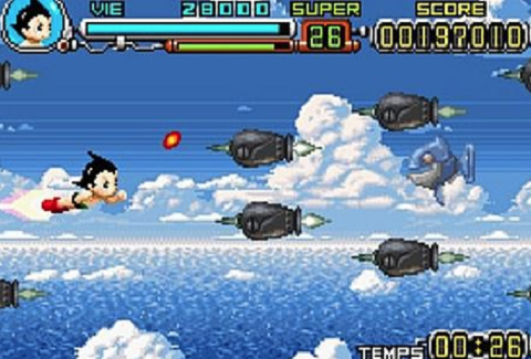 [RANDOM] Astro Boy: Omega Factor / GBA