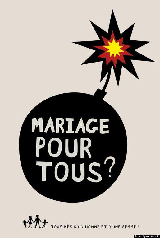 """Les anti """"mariage pour tous"""" s'écroulent"""