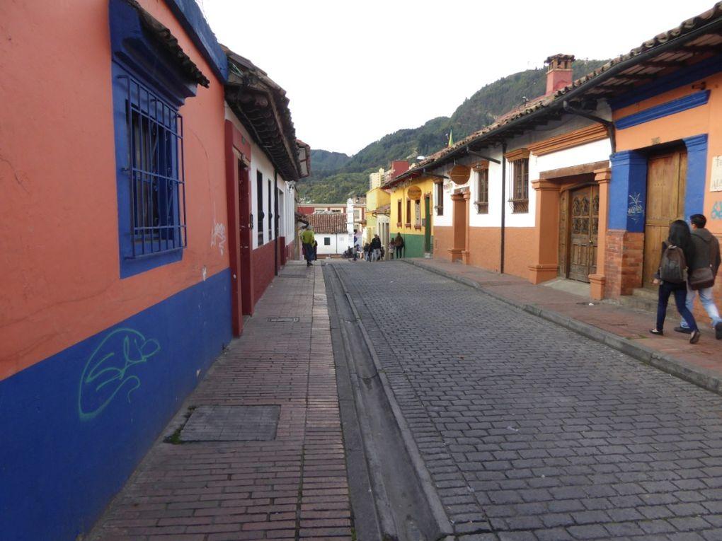 Du désert de Tatacoa à Bogota