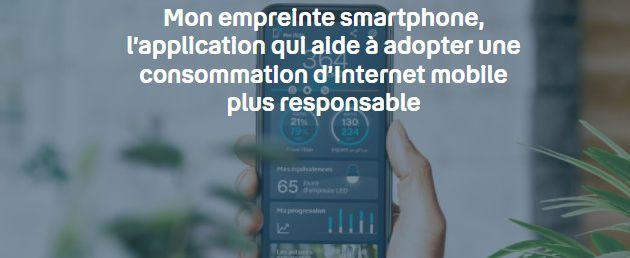 Mobile : Bouygues Telecom lance une appli mobile sur l'empreinte carbone