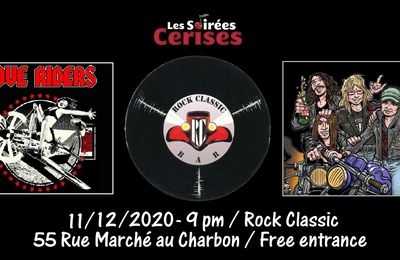 🎵 Love riders (F) @ Rock Classic - 11/12/2020 - 21h00 - Entrée gratuite / Free entrance