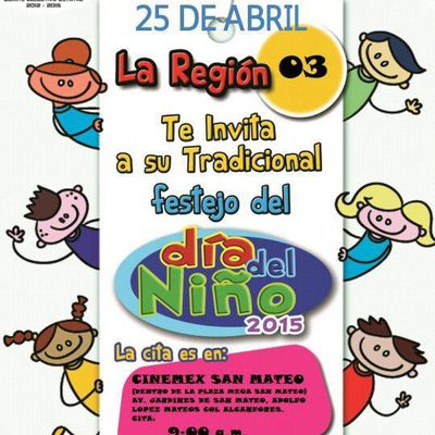 Festejo del Día del Niño!!!!