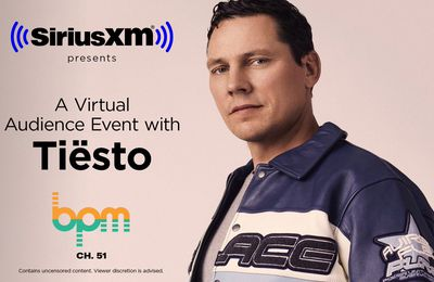 Interview Fan Q+A Event with Tiësto for SXM's BPM - february 24, 2021