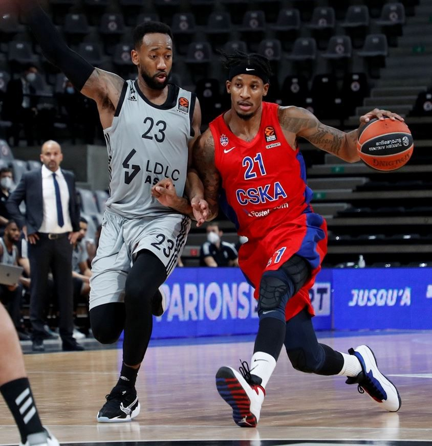 CSKA Moscou / Lyon-Villeurbanne : Sur quelle chaîne suivre la rencontre jeudi ?