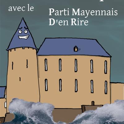 """Se procurer le livre """"20 ans dans la comédie mayennaise"""""""