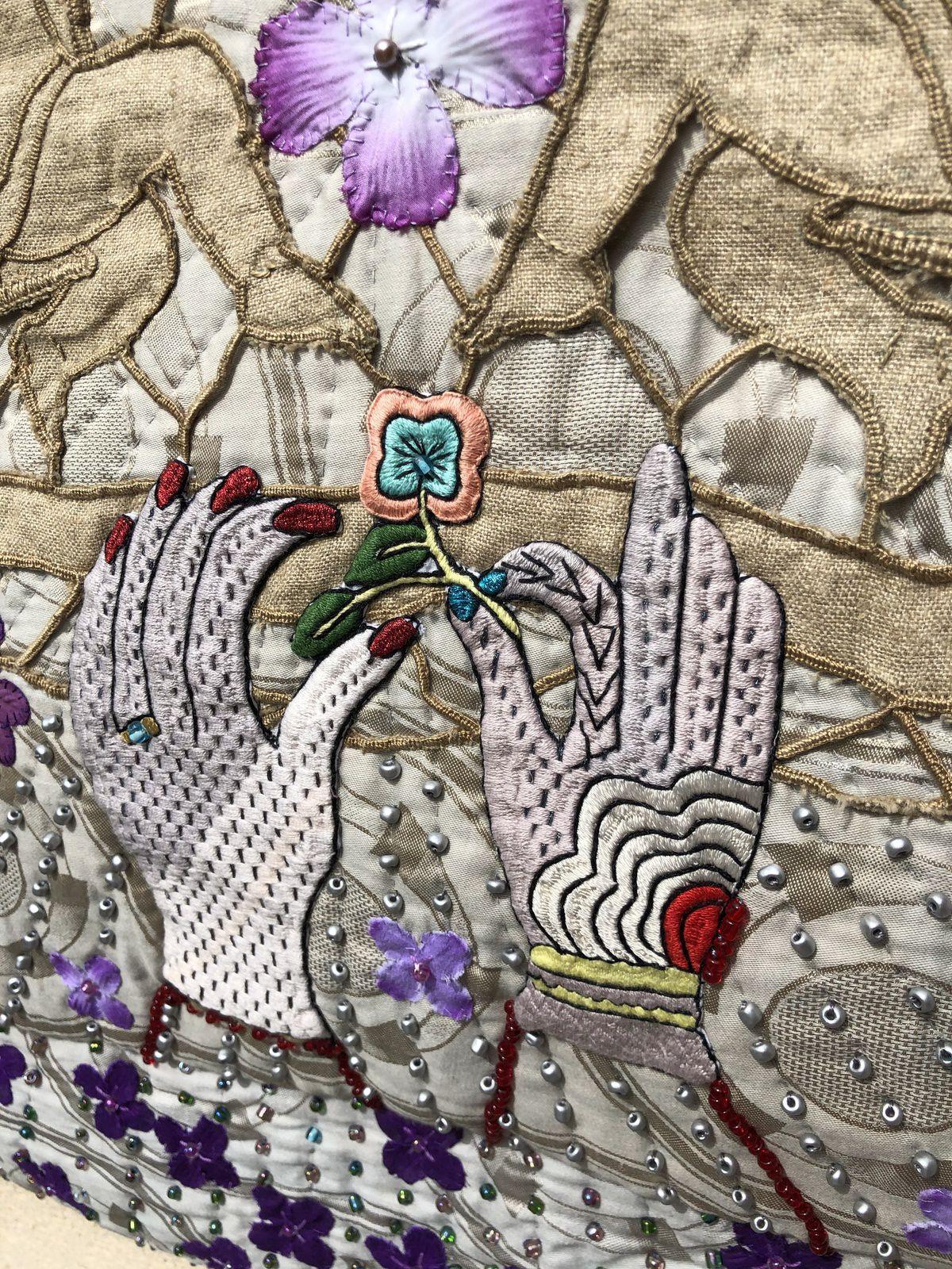 les petites mains afghanes