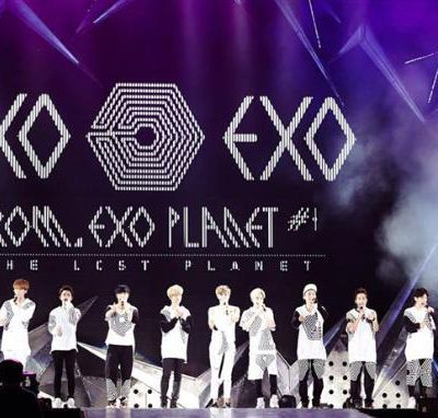 EXO THE LOST PLANET CONCERT IN JAKARTA (INDONESIA) 6 SEPTEMBER 2014
