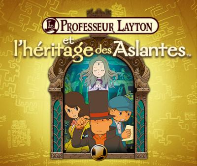 Professeur Layton et l'héritage des Aslantes : critique de jeu vidéo