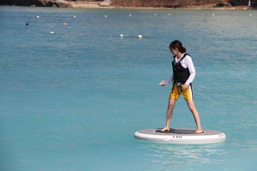 "Yanmar develops exciting new marine activity ""Wheeebo"""