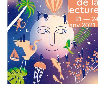 Nuits de la Lecture   21 au 24 janvier