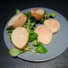 Foie gras au companion