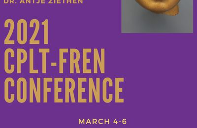 2021 CPLT-FREN Conference