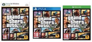 Jeux video: GTAV en juin sur PS4 et XBOX ONE