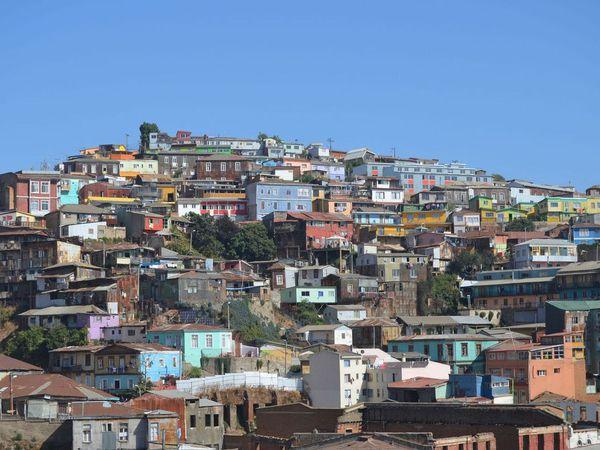 13/02/15 : de Valparaiso au Paso Los Libertadores
