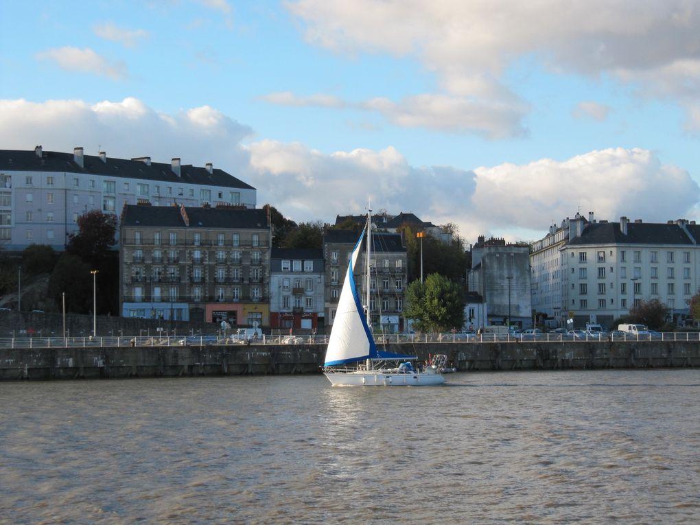 Balade sur l'île de Nantes
