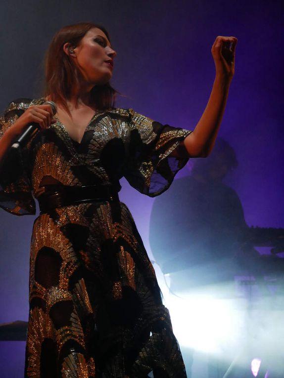 Festival Les Belles Journées: Nouvelle Vague avec Elodie Frégé