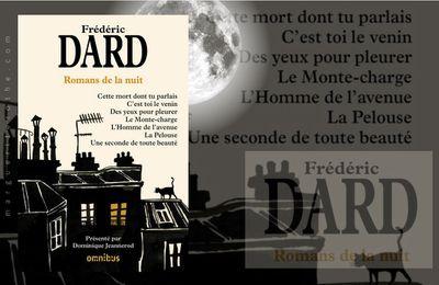 Romans de la nuit [anthologie], Frédéric Dard