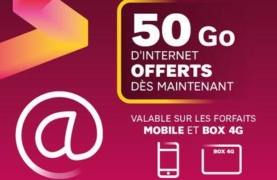 Continuité pédagogique : SFR Caraïbe offre 50 Go de data !