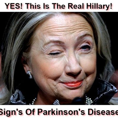 Hillary's Health Problem Caught On Camera Once more!