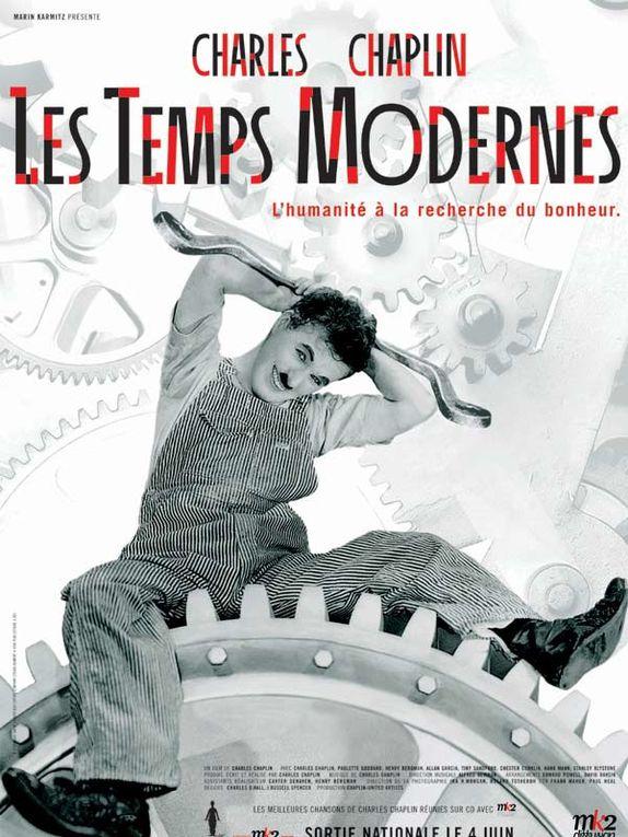 Collège au Cinéma (6-5/2017) : Les Temps modernes
