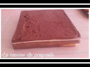Bavarois aux 3 chocolats au thermomix ou sans