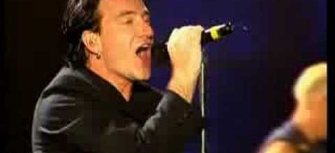 U2 - Where the streets have no name - Live from Sydney 93