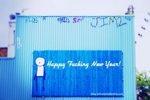 HAPPY NEW YEAR 2012!!