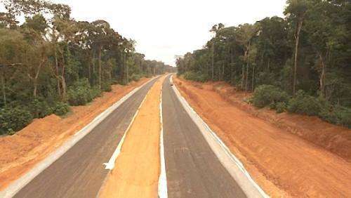 Le gouvernement camerounais exige la livraison de la section rase campagne de l'autoroute Yaoundé-Nsimalen dans 4 prochains mois