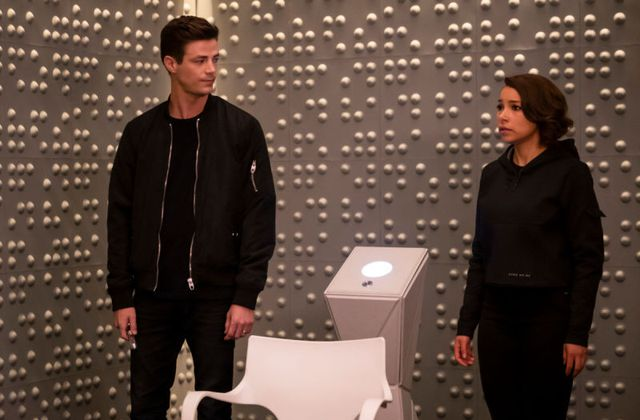 Critiques Séries : The Flash. Saison 5. Episode 8.