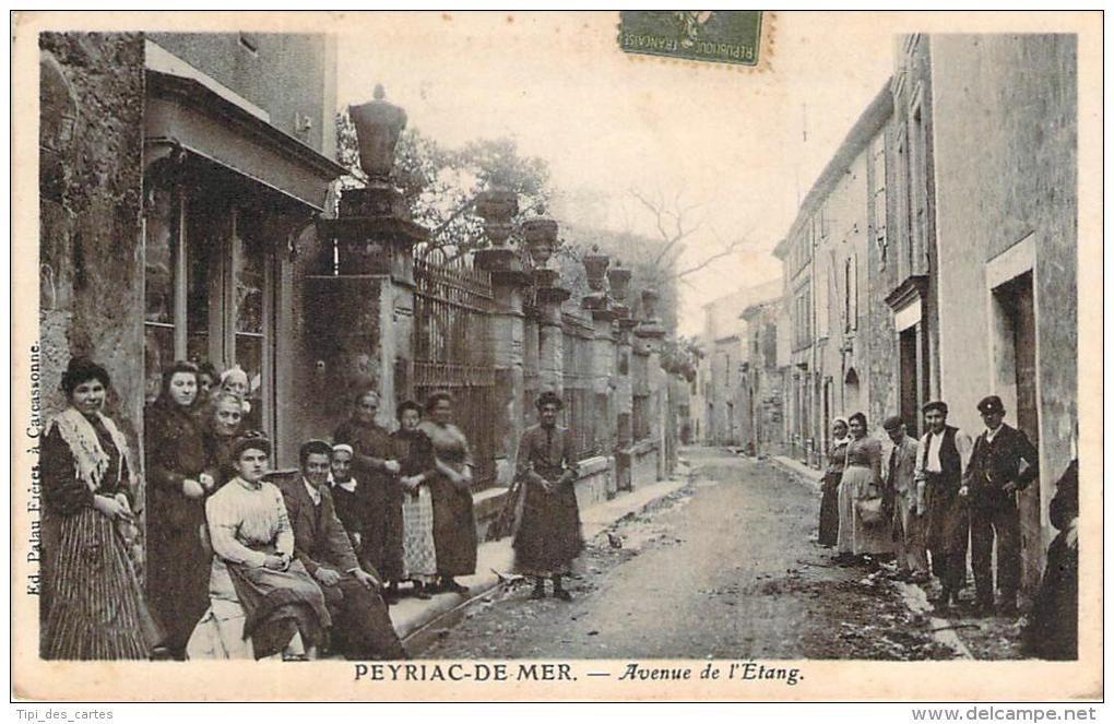 Peyriac-de-Mer & Etang Du Doul.