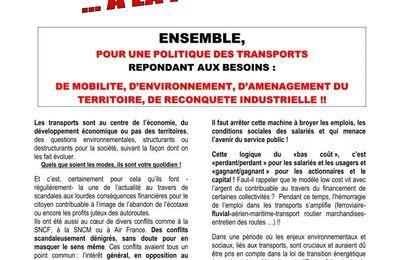 Transport : laisser faire ou agir ?