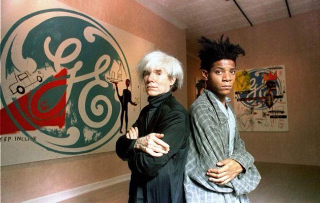 Warhol et Basquiat au musée de Vence