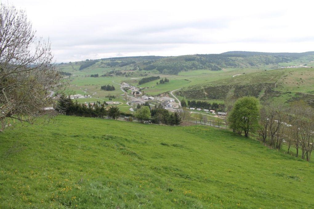 Le Puy-en-Velay, une fois ... Le Puy-en-Velay, deux fois