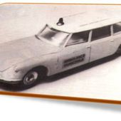 DOCUMENT: LES CITROEN DS EN MINIATURES - car-collector