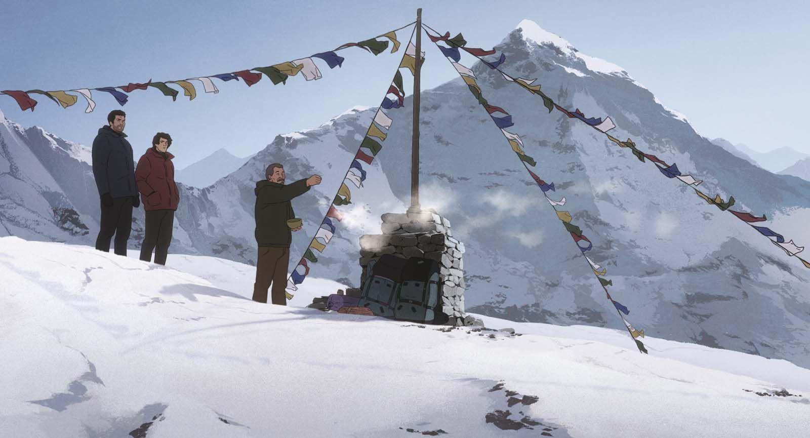 Le sommet des Dieux (BANDE-ANNONCE) de Patrick Imbert - Le 22 septembre 2021 au cinéma