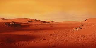 Système Solaire - Mars