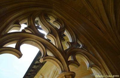 Eglise et Cloître de Cadouin, chef-d'oeuvre de l'art gothique flamboyant