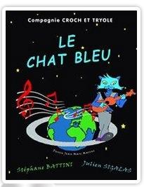 Le chat bleu à la Comedie Tour Eiffel (avis)