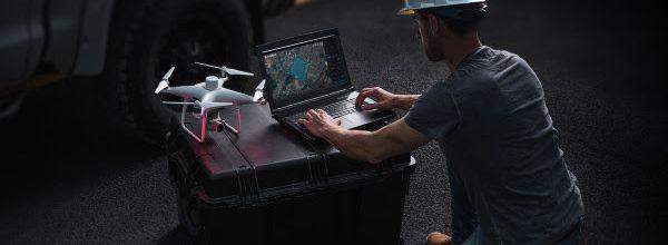 DJI présente DJI Terra pour la collecte, l'analyse et l'exploitation des données de drones