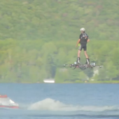 VIDEO. Record du monde battu en hoverboard