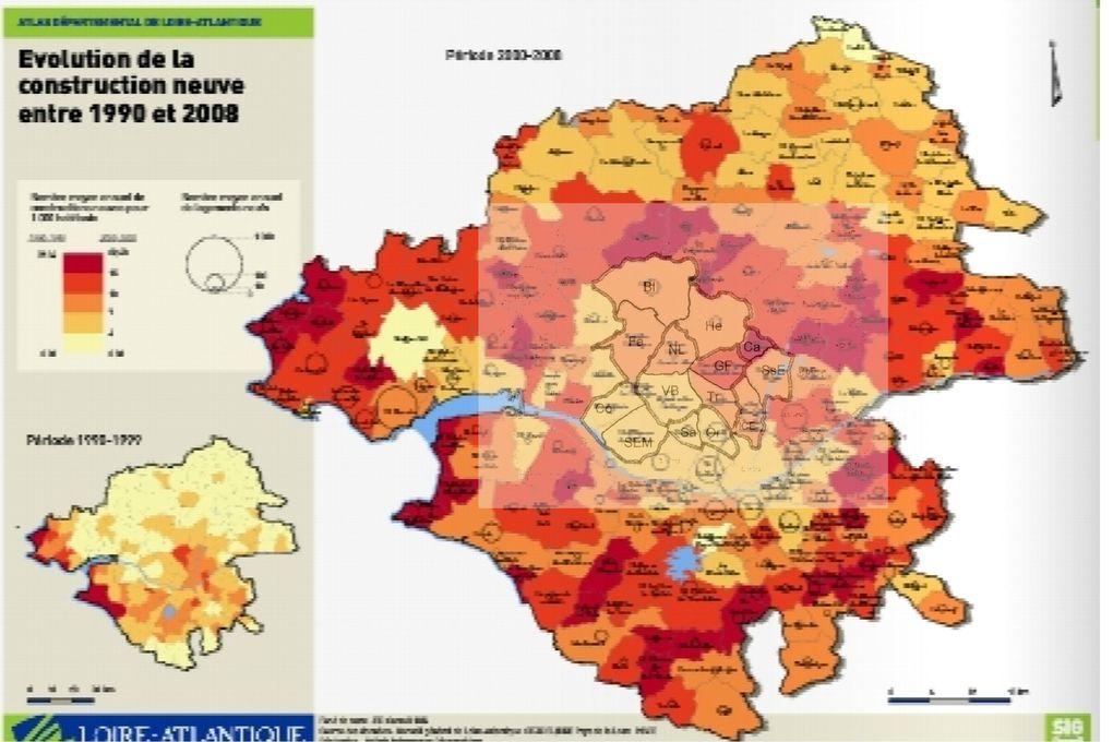 Analyse des revenus dans les communes voisines de NDdL