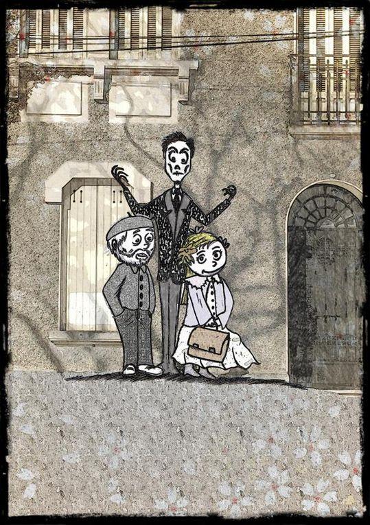 Edition ado et adultes. Images créées par Sébastien MONCHAL : http://www.territoireinfini.fr . Pour voir ou commander le livre : http://www.lalutiniere.com/histoires-a-grandir-debout-les-differentes-editions-a112993538