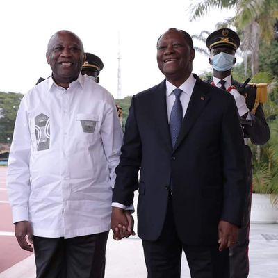 CÔTE D'IVOIRE : Gbagbo Ouattara - Réconciliation?