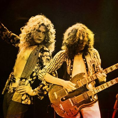 Led Zeppelin - Ten Years Gone